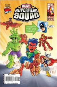 Super Hero Squad #2
