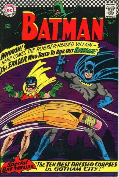 Batman #188