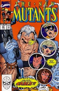 New Mutants #87