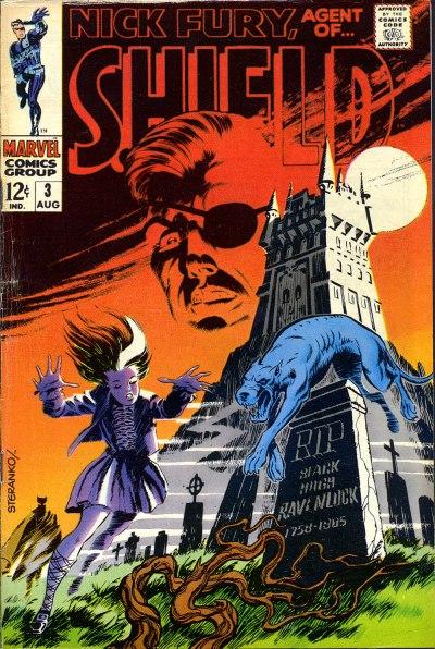 Nick Fury, Agent of S.H.I.E.L.D. #3
