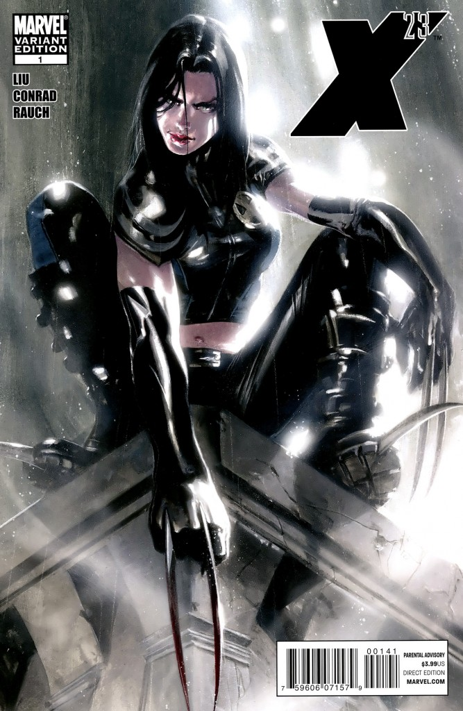 X-23_Vol_3_1_Dell'otto_Variant