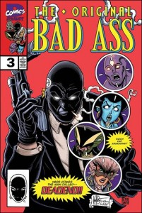 Bad Ass #3 Reorder Cover