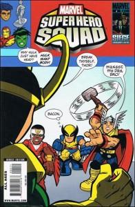 Super Hero Squad #4