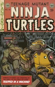 Teenage Mutant Ninja Turtles Vol 5 #48 Subscription Cover