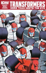 Transformers More Than Meets The Eye #43 Subscription Cover