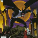 Justice League Gods And Monsters Batman #1 Darwyn Cooke Variant