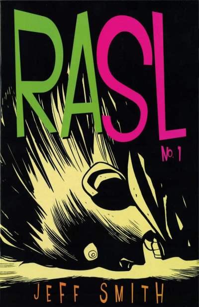 RASL SDCC Promo