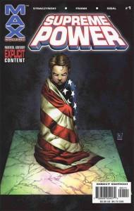 Supreme Power #1
