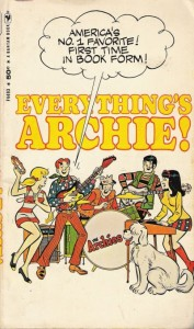 Everything's Archie Book