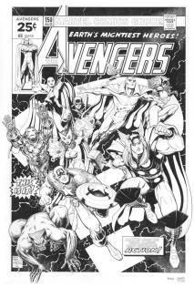 Avengers #150
