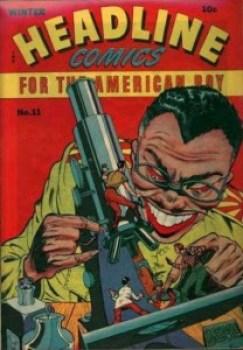 HEADLINE COMICS #11