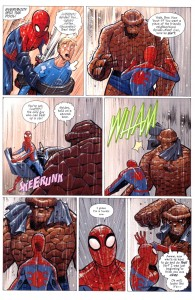 Page from Spider-Man Family #3