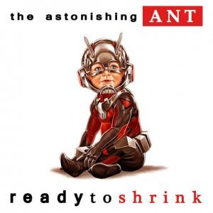 Astonishing Ant-Man
