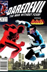 Daredevil # 257