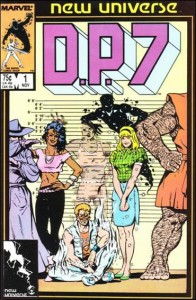 D.P. 7 #1