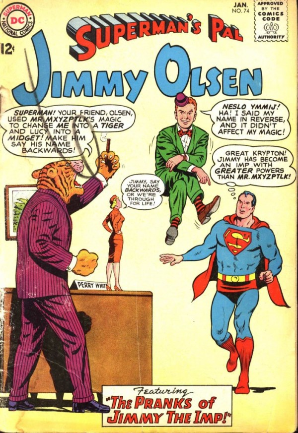 Superman's Pal Jimmy Olsen #74