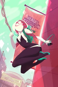 Spider-Gwen #5 Heroes Con Exclusive