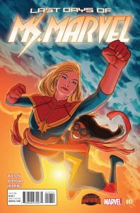 Ms Marvel #17