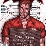 Batman and Robin #23 J. G. Jones Variant