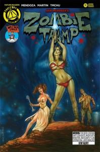 Zombie Tramp #11 Mile High Comics Variant