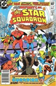 ALL STAR SQUADRON #25