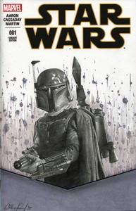 Boba Fett Star Wars Cover
