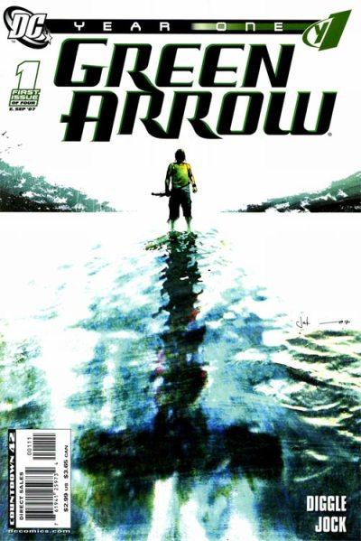 Green Arrow Year One #1