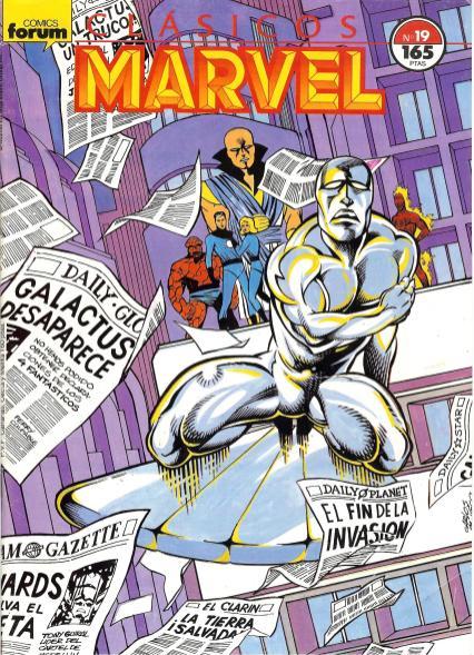 Clasicos Marvel #19