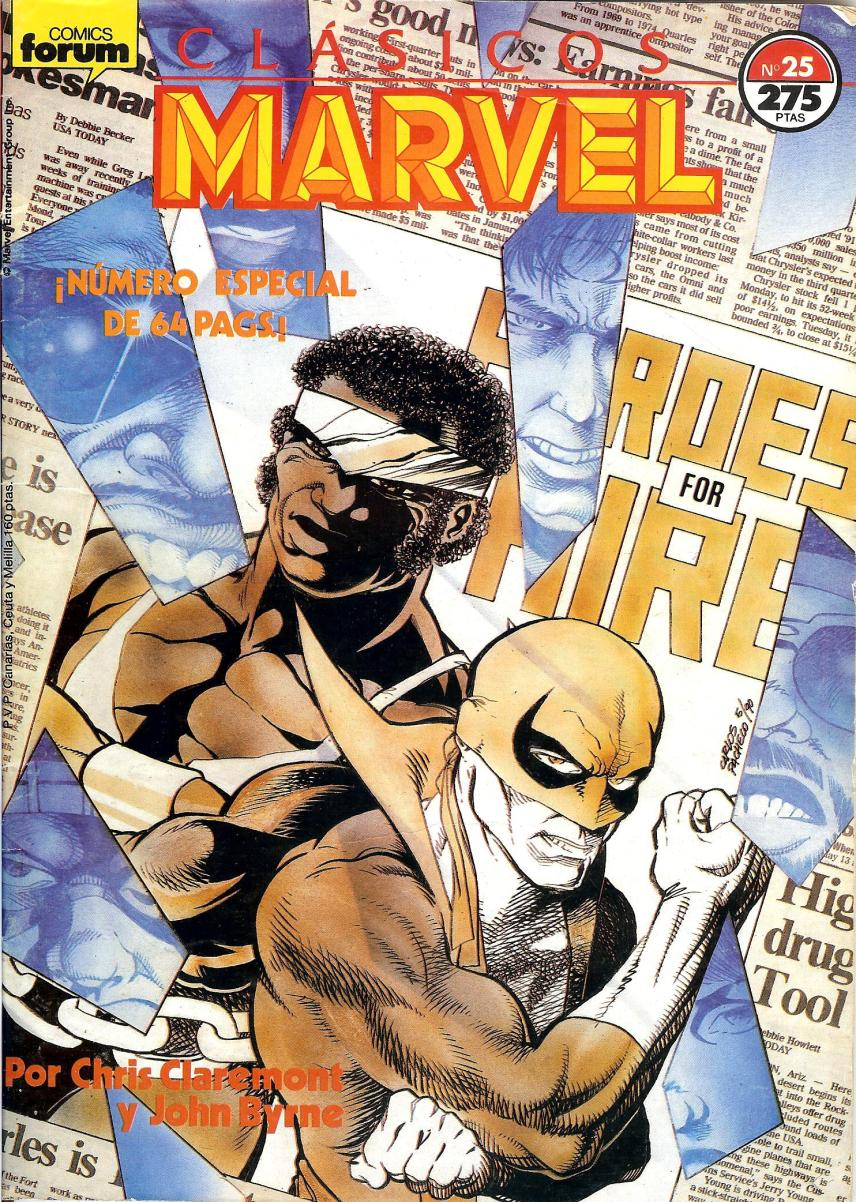Clasicos Marvel #25