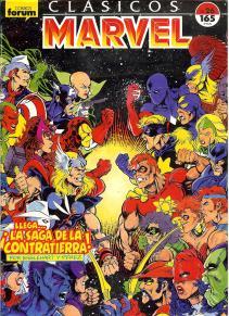 Clasicos Marvel #26