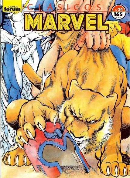 Clasicos Marvel #24