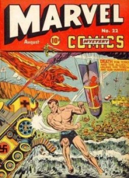 Marvel Mystery Comics #22