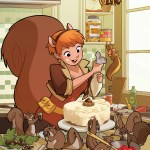 Unbeatable Squirrel Girl #3 Gurihiru Women of Marvel Variant