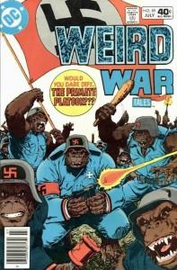 Weird War Tales #89