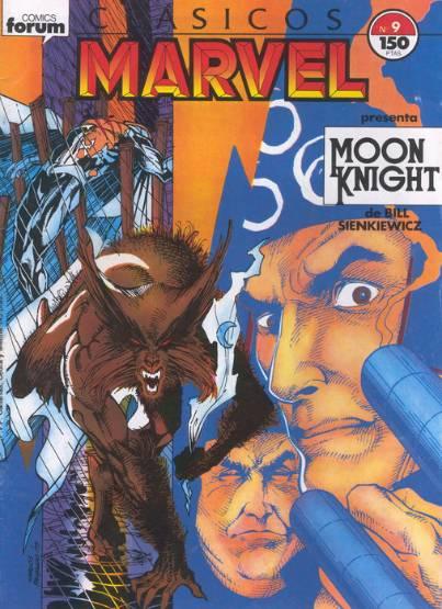 Clasicos Marvel #9