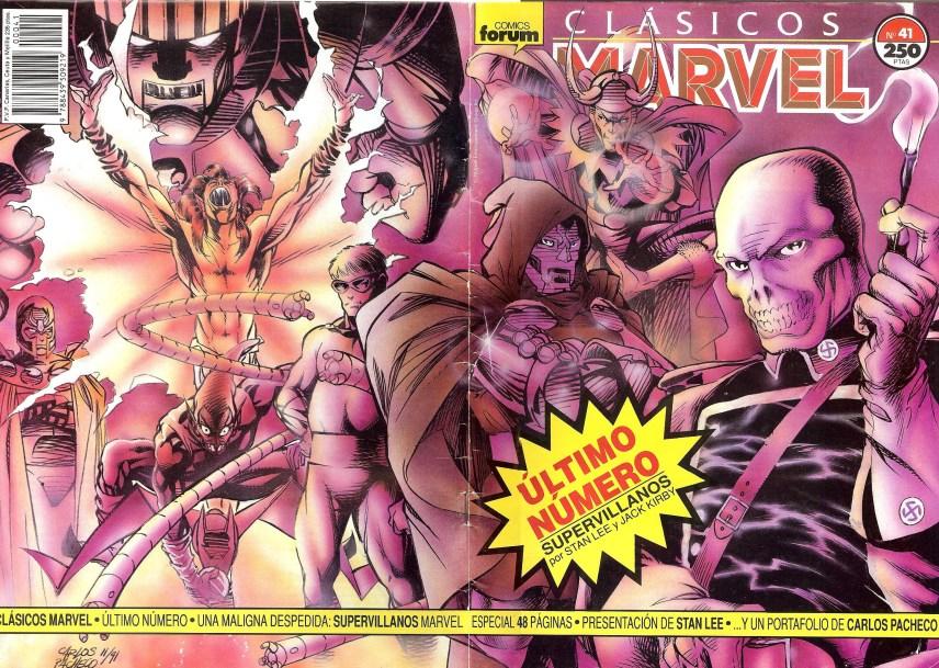Clasicos Marvel #41