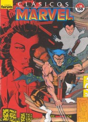 Clasicos Marvel #16