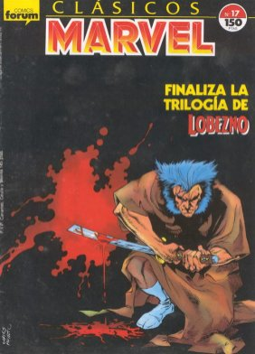 Clasicos Marvel #17