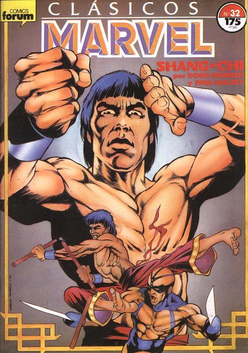 Clasicos Marvel #32
