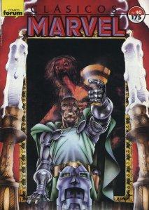 Clasicos Marvel #40