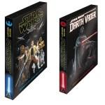 Star Wars #1 and Darth Vader #1 Italian Covers