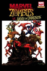 Marvel Zombies vs Army of Darkness #3 Variant