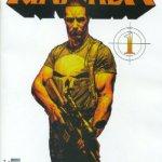 Punisher #1 White Variant