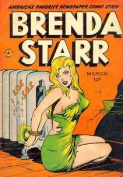 BRENDA STARR #14