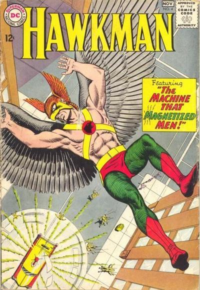 Hawkman #4