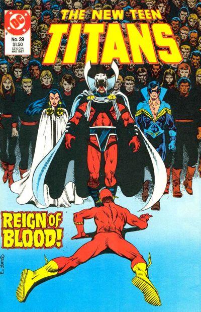 New Teen Titans Vol 2 #29