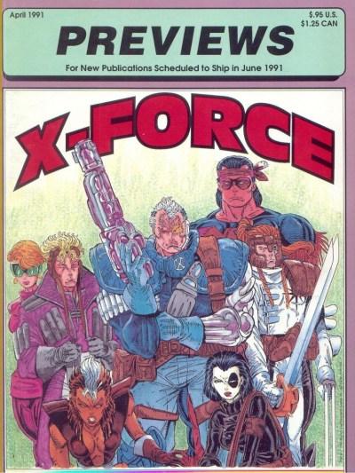 Previews April 1991
