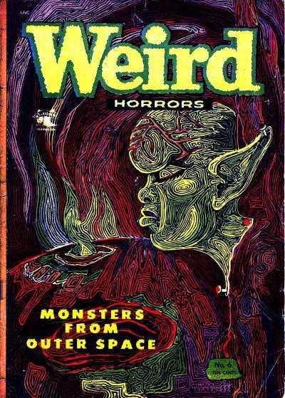 WEIRD HORRORS #6