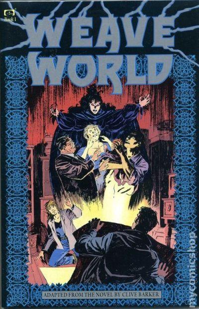 Weaveworld #1