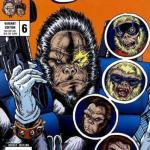 Cable #6 Marvel Apes Variant